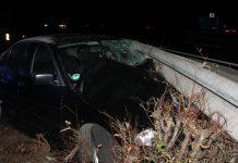 Auto kaputt, Geldstrafe und Fahrverbot verhängt (Foto: Polizei)