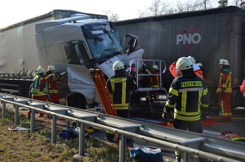 Die Umstände des Unfalles sind noch nicht geklärt
