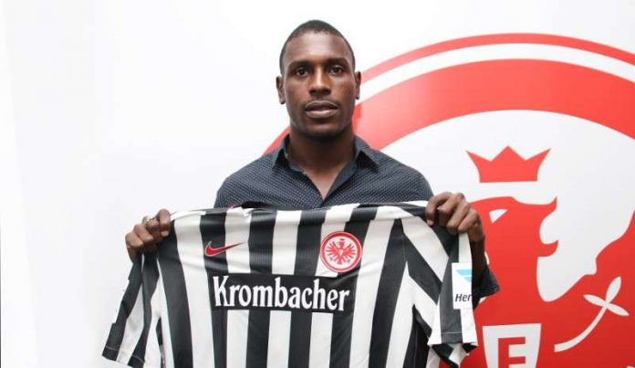 Andersson Ordóñez (Foto: Eintracht Frankfurt)