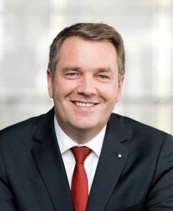 Dr. Rüdiger Linnebank, Vorstandsvorsitzender der Sparkasse Vorderpfalz (Foto: Sparkasse Vorderpfalz)