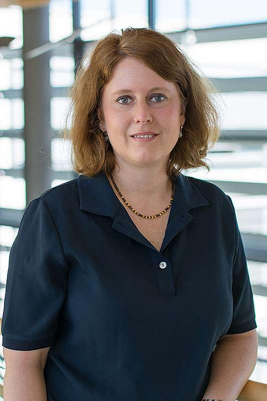 Professorin Katja Lindel (Foto: Städtisches Klinikum Karlsruhe)