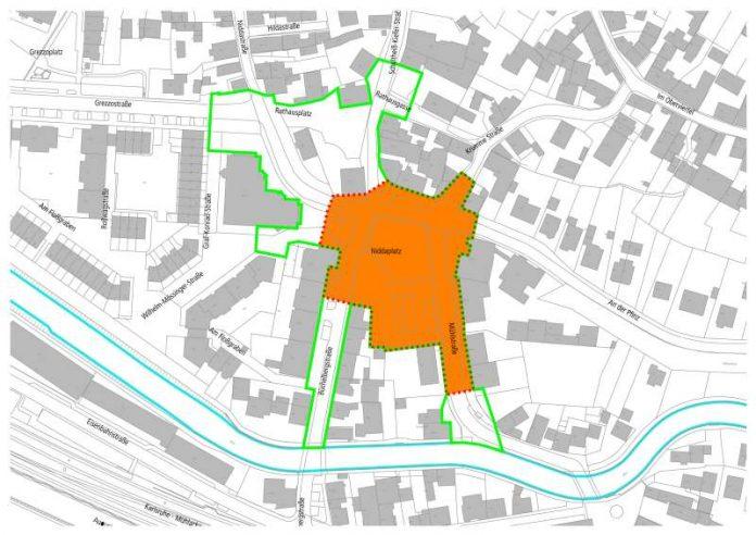 Projekt Ortsmitte Grötzingen (Foto: Stadtplanungsamt Karlsruhe)
