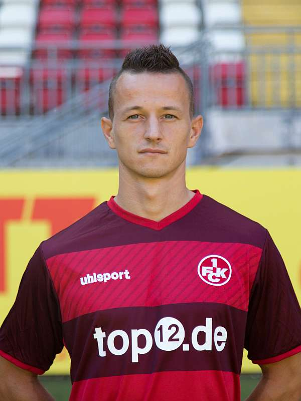 Róbert Pich (Foto: 1. FC Kaiserslautern)