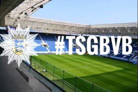 Die Polizei begleitet das Bundesligaspiel via Twitter