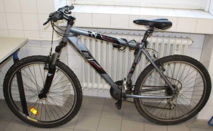 Wer erkennt das vom Täter benutzte Fahrrad?