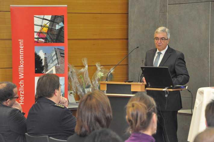 Roger Lewentz, Innenminister des Landes Rheinland-Pfalz