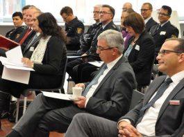 Alle zwei Jahre findet das Sicherheitsforum in Kaiserslautern statt, zu dem kommunale Vertreter aus der Westpfalz, aus der Politik und Interessenverbände eingeladen waren.