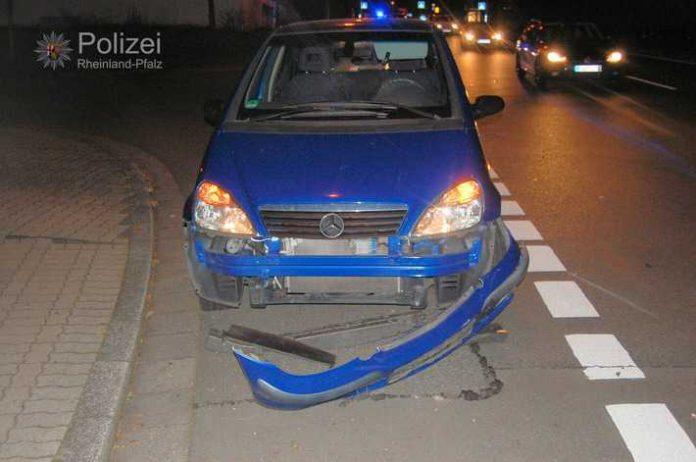 Zum Glück gab es keine Verletzte