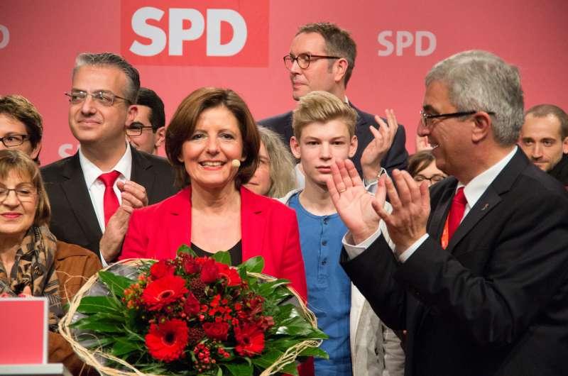 Ministerpräsidentin Malu Dreyer (Foto: Oskar Grimm/SPD Landesverband Rheinland-Pfalz)