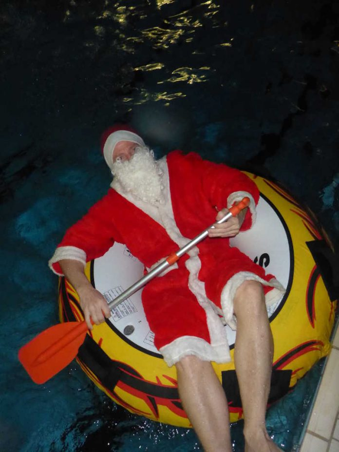 DLRG Bad Kreuznach feiert Nikolaus