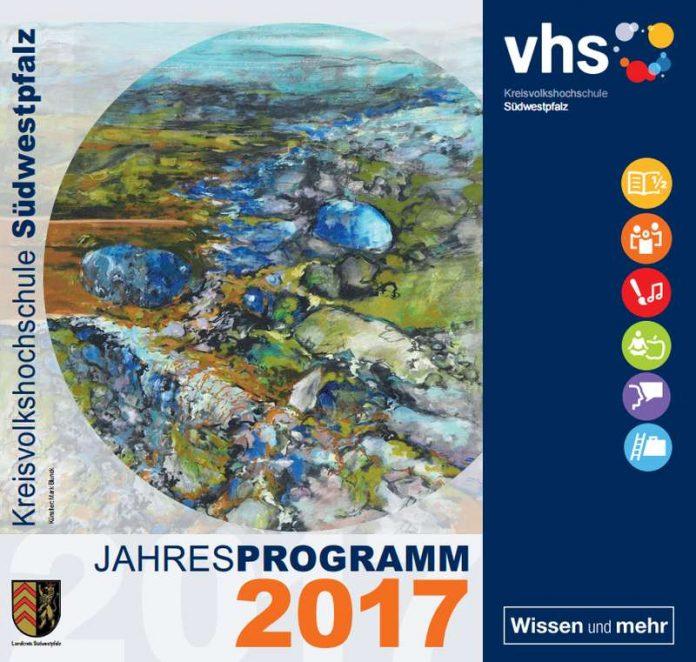 Aktuelles Programmheft (Quelle: Kreisverwaltung Südwestpfalz)