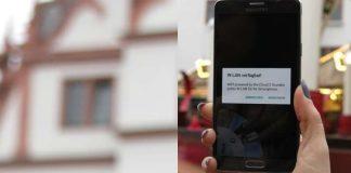 Drei Stunden mit Darmstadt WiFi surfen. (Foto: Wissenschaftsstadt Darmstadt)