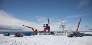 Entladung FS Polarstern (Foto: Thomas Steuer)