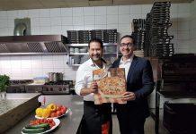 Basilio Madeo (l.) und Michael Braun (Foto: TC Rülzheim)