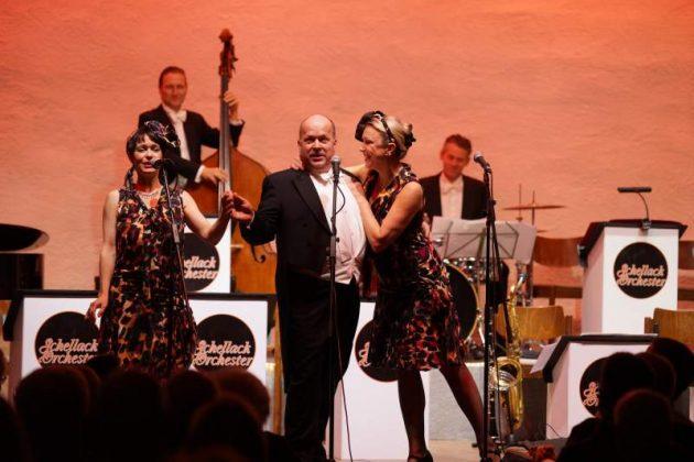 Elsbeth Reuther, Franz Zimnol und Ilona Schulz (Foto: Holger Knecht)