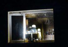 Bei einem Zimmerbrand in Mainz-Kostheim wurden zwei Katzen durch die Feuerwehr Wiesbaden gerettet. (Foto: Feuerwehr)