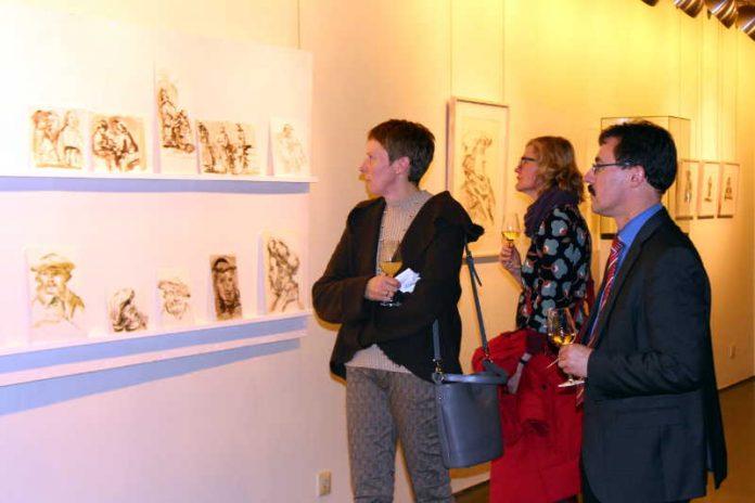 Eröffnung Ausstellung Mainz