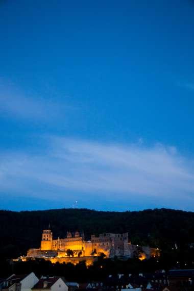 Heidelberger Schloss (Foto: Theater und Orchester Heidelberg)
