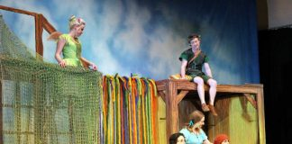 Peter Pan Musical KL