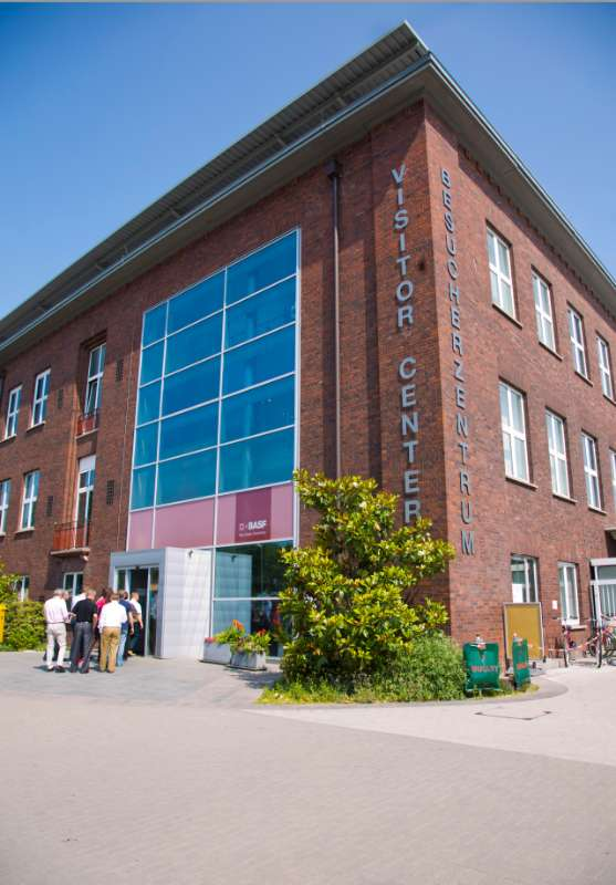 BASF lBesucherzentrum (Foto: BASF)