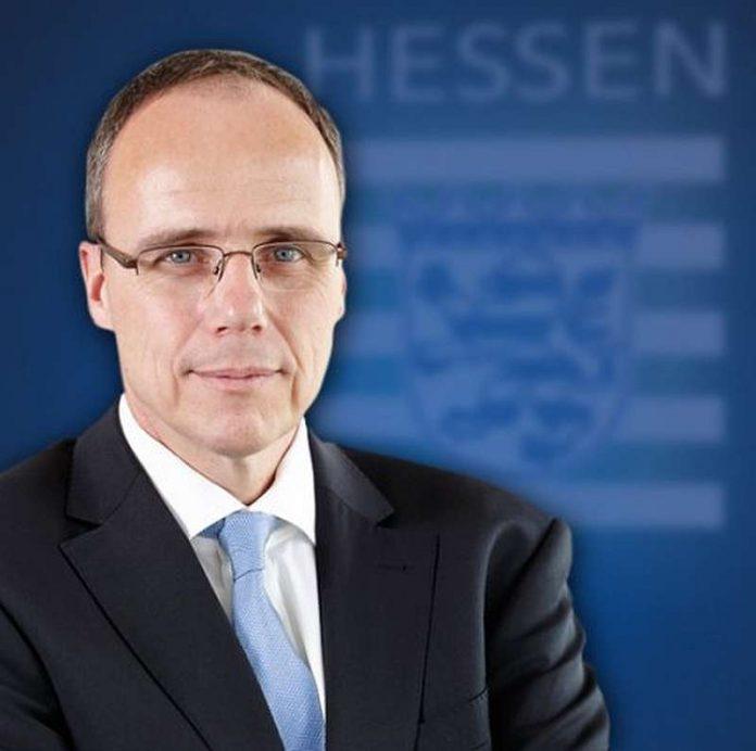 Hessen Innenminister