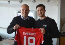 05-Sportdirektor Rouven Schröder und Marin Sverko (Foto: Mainz 05)