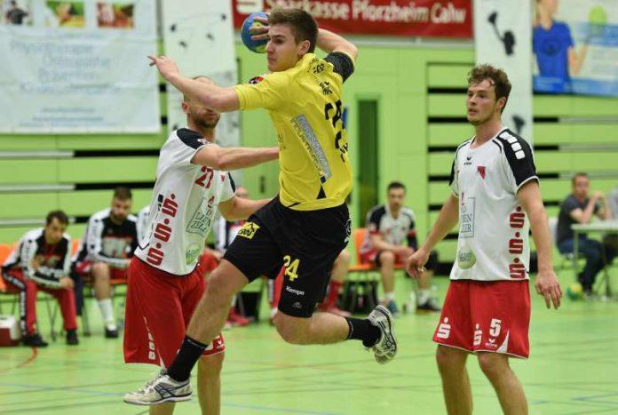 Pascal Bührer, torgefährlicher Mittelmann der SG Köndringen/Teningen, macht sportlich seinen nächsten Schritt und wechselt zu den Eulen. (Foto: wolf-sportfoto)