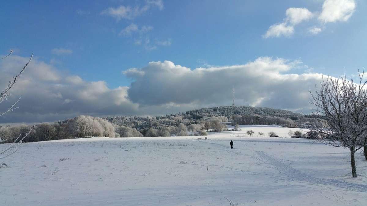 Winter am Hardberg (Foto: ZKÜ)