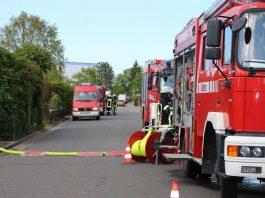Symbolbild, Feuerwehreinsatz