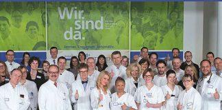 Titelbild des Flyers (Quelle: Klinikum Darmstadt)