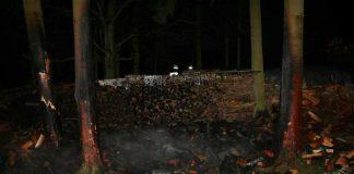 Brandstiftung in Medard