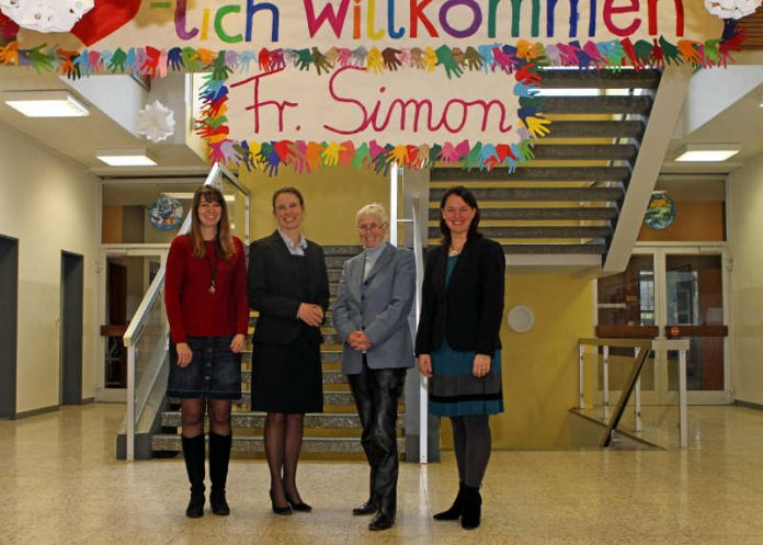 Theodor-Heuss-Schule, Maren Auen,Stephanie Heieck, Sabina Simon, Eveline Breyer