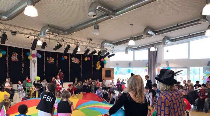 9. Kinderfasching im Sinsheimer Jugendhaus (Foto: Stadtverwaltung)