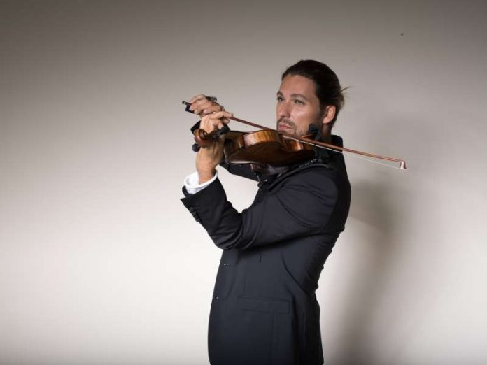 David Garrett (Foto: Source4fashion/ Christine Blei)