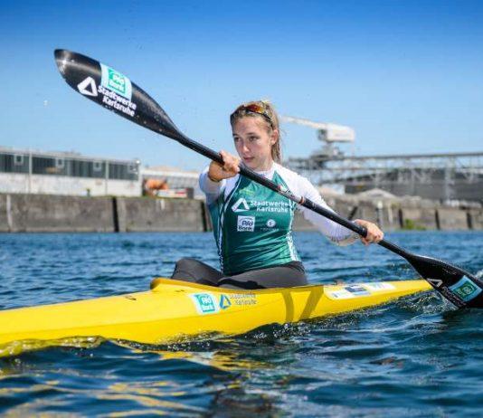 Katinka Hofmann (Foto: GES/Helge Prang)
