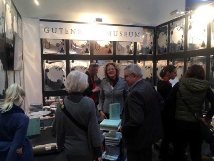 Messestand Gutenberg Museum