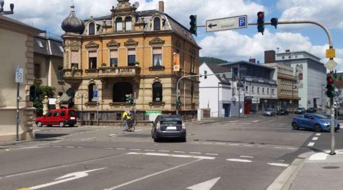 In der Innenstadt werden verschiedene Ampeln mit einer grünen Welle ausgestattet. (Foto: Stadtverwaltung)