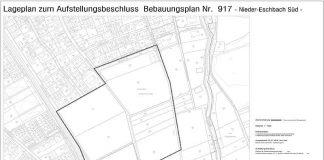 Lageplan (Quelle: Stadt Frankfurt)
