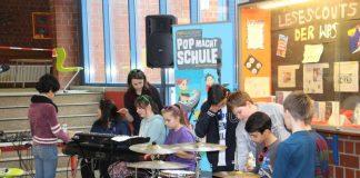 Pop macht Schule (Foto: Popakademie)