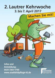 Poster_Lautrer Kehrwoche 2017