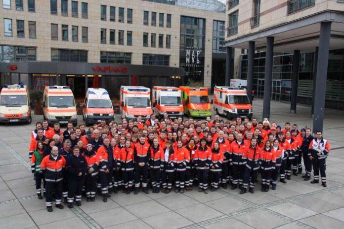 Rosenmontag in Mainz_Malteser leisten mit 154 Helfern Sanitätsdienst (Foto: Malteser)