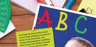 Titelseite der Schulstartbroschüre (Quelle: Landratsamt)