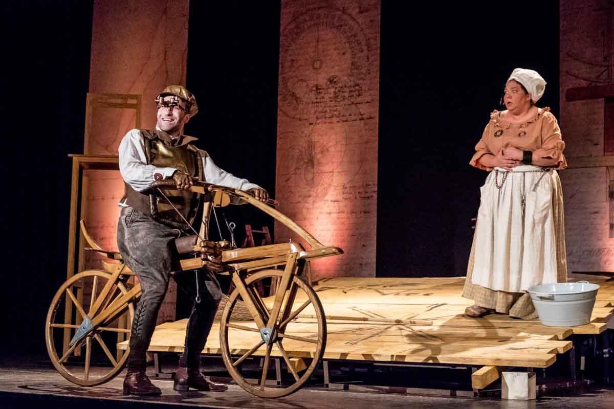 Szene des Musicals (Foto: René van der Voorden)