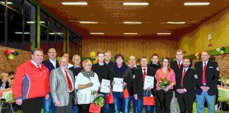 200 Rotkreuzler begehen Jahresanfang