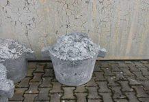 44 solcher Zinkstapel stahlen Unbekannte in Walldürn
