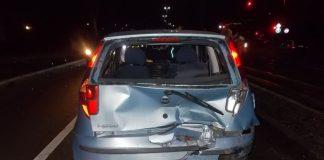 Auf der Brunckstrasse passieren immer wieder Unfälle - Diesmal mit zwei Totalschäden und Verletzten