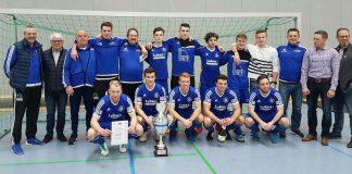 Die Mannschaft des SV Rodenbach (Foto: SV)