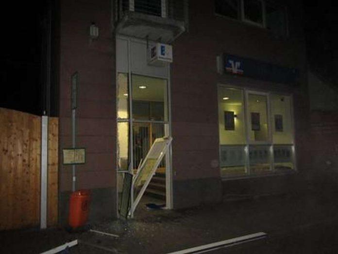Die Täter verursachten einen hohen Sachschaden (Foto: Polizei RLP)