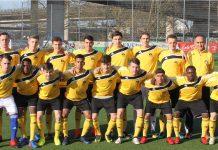 U16-Auswahlmannschaft (Foto: SWFV)