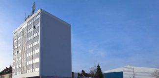 Außenaufnahme des Weiterbildungs- und Tagungszentrums (Foto: Westpfalz-Klinikum)